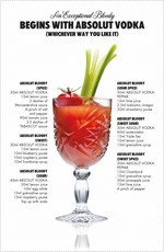 Absolut Bloody (Spice)