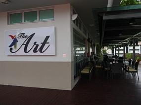 The Art (Assumption Restaurant for Training)