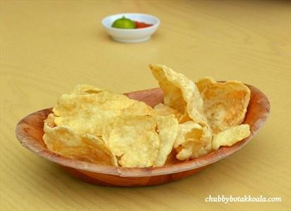 Emping  - Belinjo Crackers
